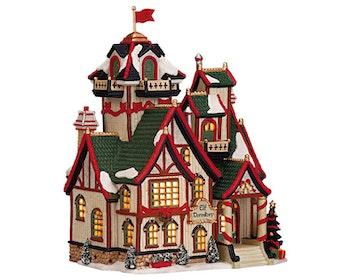 Elf Dormitory