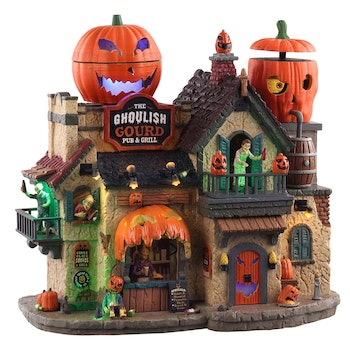 The Ghoulish Gourd Pub & Grill