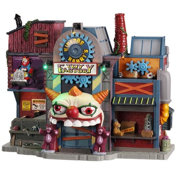 Hideous Harry's Toy Factory