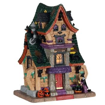 Wanda's Wicked Home
