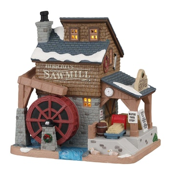 Herschel's Sawmill