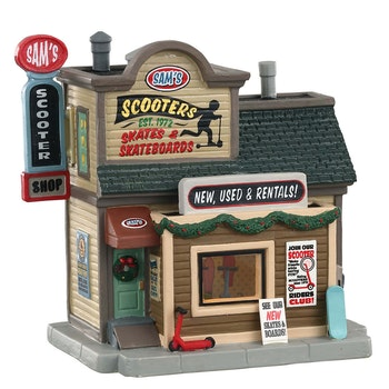 Sam's Scooter Shop