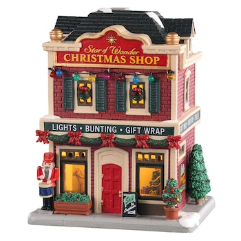 Star Of Wonder Christmas Shop