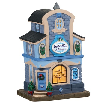 Betty's Blue China Shop