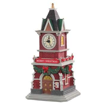 Tannenbaum Clock Tower