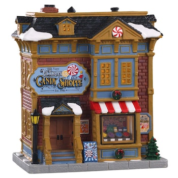 The Victorian Candy Shoppe