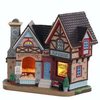 Mj'S Gourmet Bakery