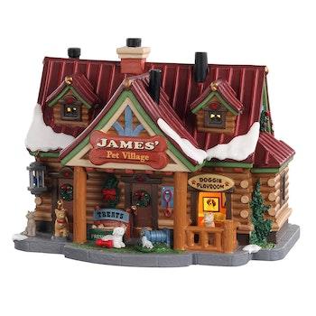 James' Pet Village