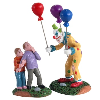 Creepy Balloon Seller