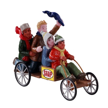 Go-Cart Racers