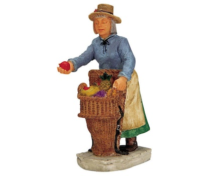 Fruit Peddler