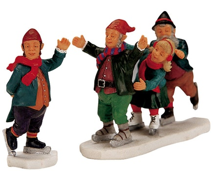 Skating Elves