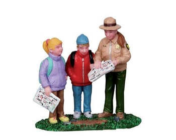 Help From The Park Ranger
