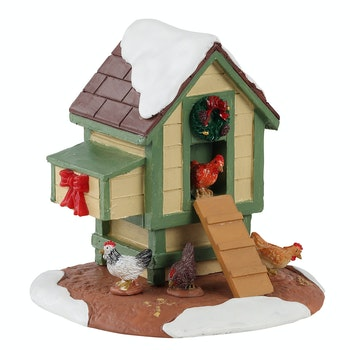 Christmas Coop