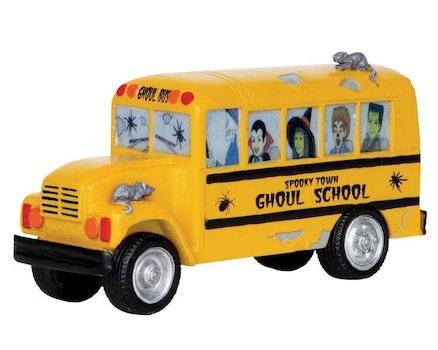Ghoul School Bus
