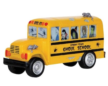 Ghoul School Bus