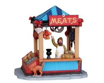 Butcher's Market Stall