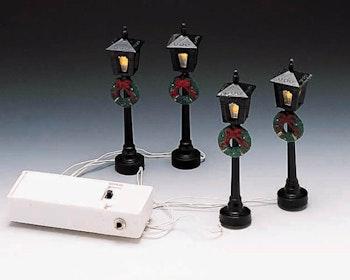 4 Inch Street Lamp