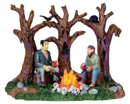 Creepy Campfire