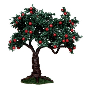 9 in. Apple Tree A