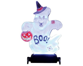 Yard Light - Boo! Ghost