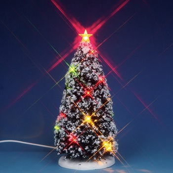 6 in. Lighted Christmas Tree