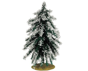 Glittering Fir - Green Medium