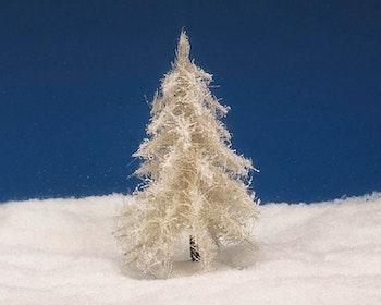 6 Glittering Fir - White