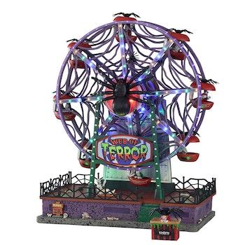 Web Of Terror Ferris Wheel