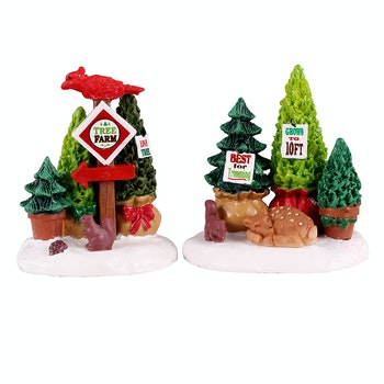 Tree Farm Display