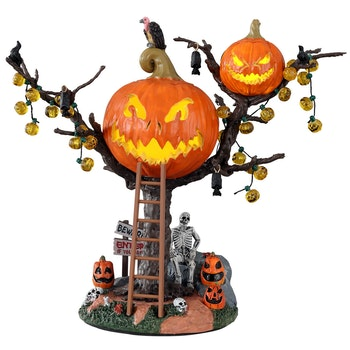 Pumpkin Tree House