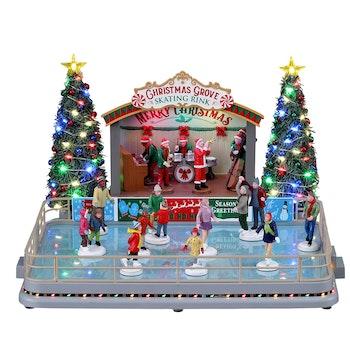 Christmas Grove Skating Rink