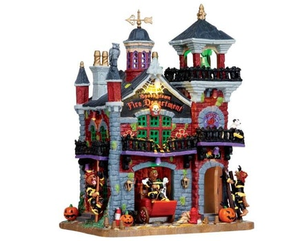 Spookytown Fire Department