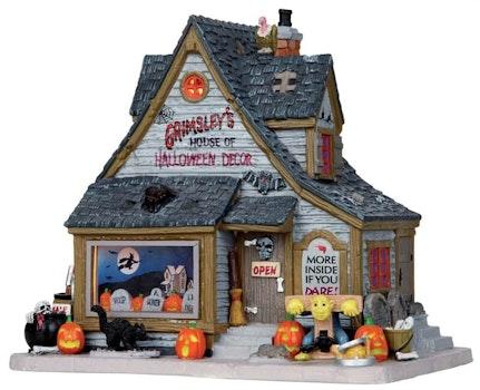 Grimsley's House Of Halloween Decor