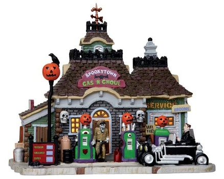 Spookytown Gas 'N Ghoul