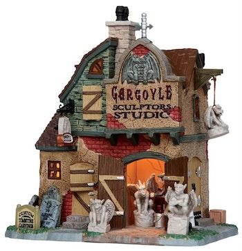 Gargoyle Sculptor's Studio