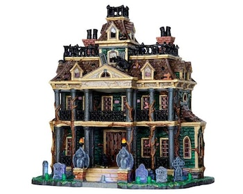 Gothic Haunted Mansion