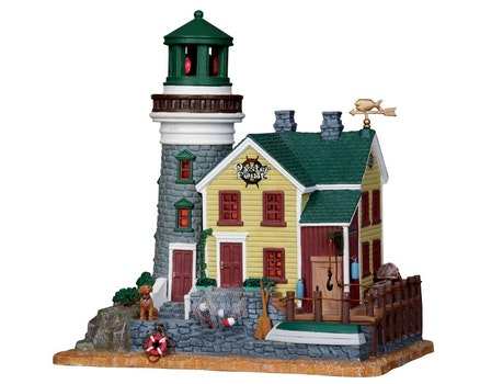 Oyster Point Lighthouse