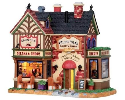 Churchill's Bakery & Bistro