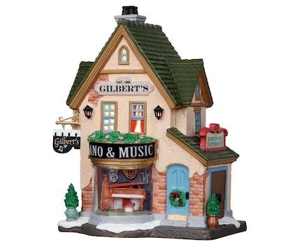 Gilbert's Piano & Music Store