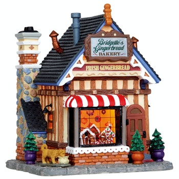 Bridgette's Gingerbread Bakery