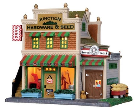 Junction Hardware & Seed