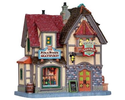 Helga's Beer & Sausage Shop