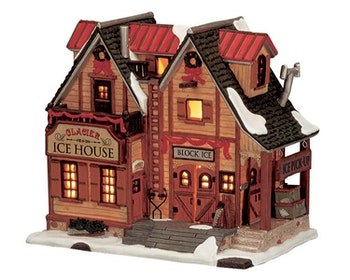 Glacier Ice House