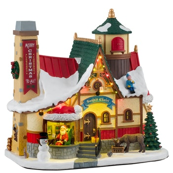 Santa'S Chalet