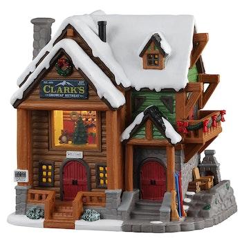 Clark'S Snowcap Retreat