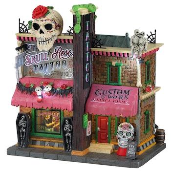 The Skull And Rose Tattoo Studio
