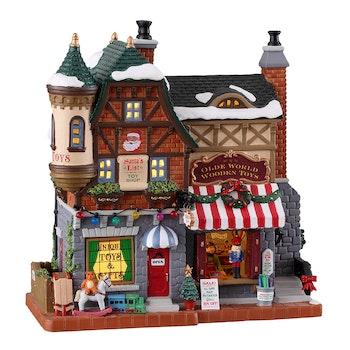 Santa'S List Toy Shop