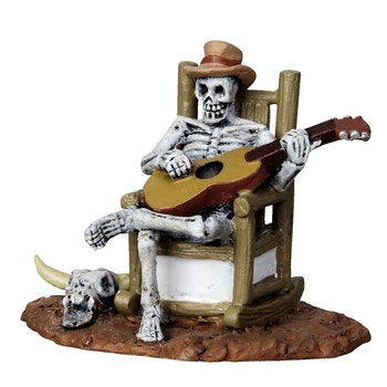 Rocking Chair Skeleton