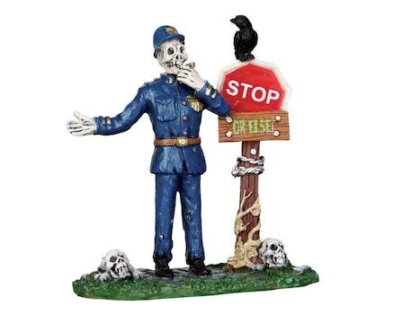 Spookytown Traffic Guard